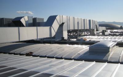 Impianti di trattamento aria industriali: cosa sono